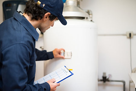 water heater replacement dallas